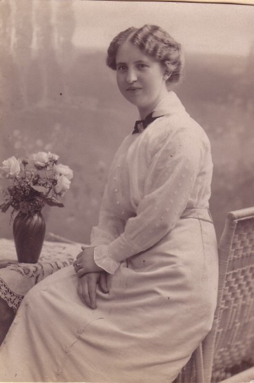 1916 - Klara Meergarten