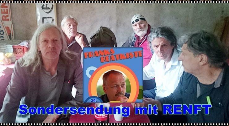 31.07.2016 IWR Leuchtturm 34. Franks Beatkiste mit Frank Gerstmann